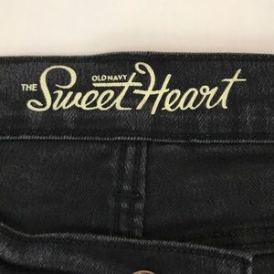 Old Navy Jeans - Old Navy Sweet Heart jeans size 4 regular